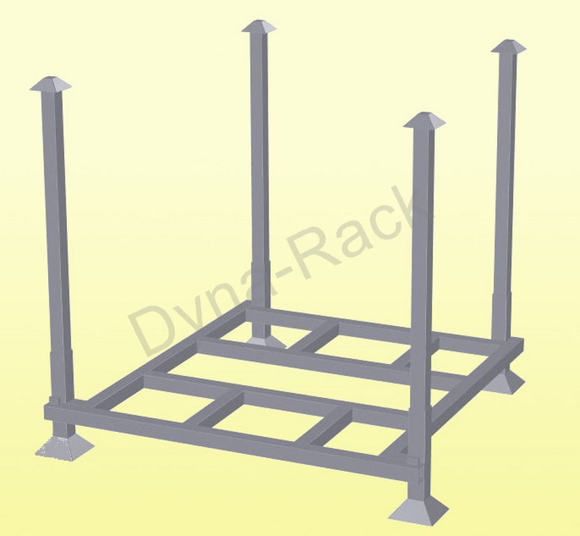Design 2 portable stack racks